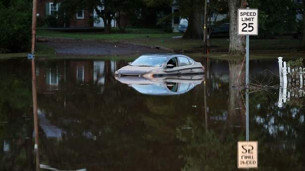 Ida floods New Jersey