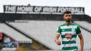 Daniel Mandroiu suspended for incident at Dalymount Park