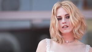 Kristen Stewart at the Venice Film Festival