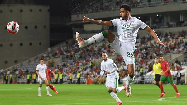 Teenage defender Omobamidele impressed during the game in Portugal