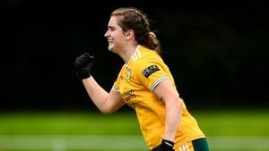Michelle Magee sees a very bright future for Antrim football