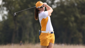 Leona Maguire and Mel Reid are up against Nelly and Jessica Korda