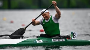 Pat O'Leary is the reigning European champion in the event