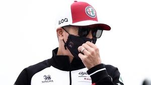 2007 world champion Kimi Raikkonen misses Sunday's race at Circuit Zandvoort
