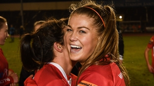 Sarah Rowe juggling three sports as she re-signs for Shelbourne