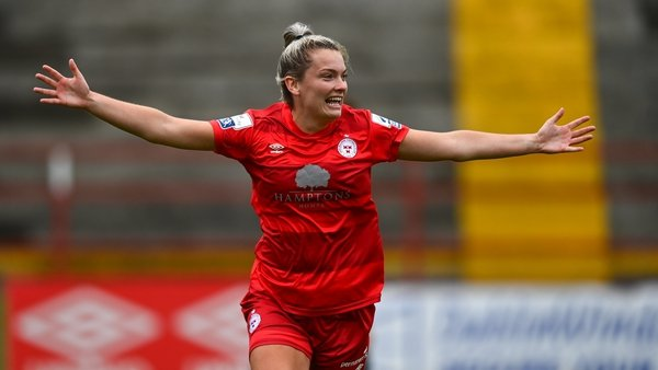 Noonan sank her old club in the FAI Cup quarter-final