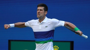 Novak Djokovic saved a scarcely believable 11 of 13 break points he faced on his serve