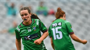 Lucy McCartan scored Westmeath's second goal