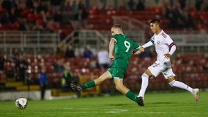 Mark O'Mahony nets the late winner
