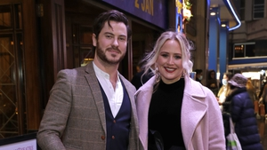"""Toby-Alexander Smith and Amy Walsh - """"We feel incredibly lucky"""""""