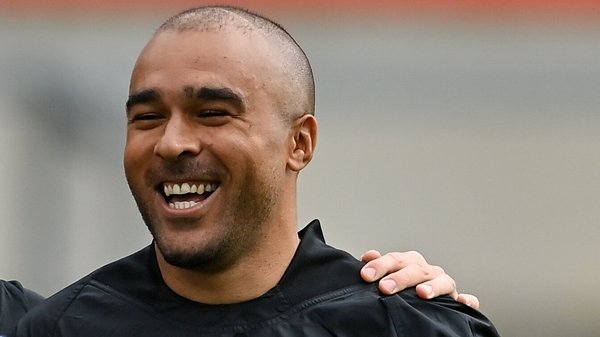 Simon Zebo: 'I can't wait for the day I pull on a red jersey in front of a full house'