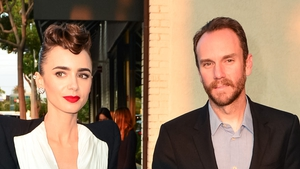 Mr and Mrs! Lily Collins and Charlie McDowell married on September 4