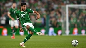 Andrew Omobamidele is hopeful about Ireland's future