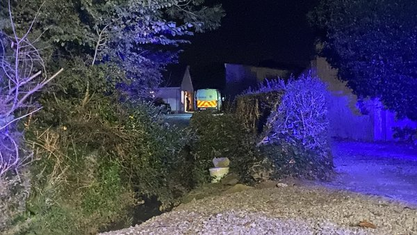 Gardaí were called to a bungalow at Ballyreahan, between the north Kerry