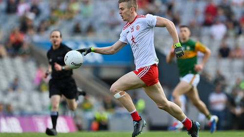 Ben McDonnell impressed against Kerry