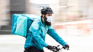 Deliveroo now works with more than 1,000 self-employed riders around the country
