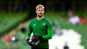 Caoimhin Kelleher will make his first Ireland start against Qatar on Tuesday night