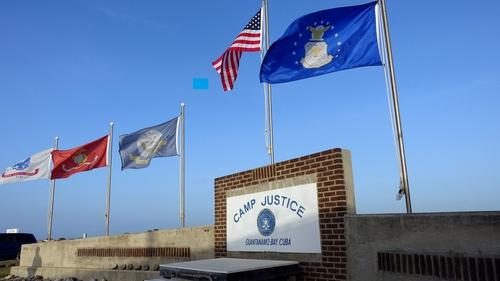Camp Justice in Guantanamo Bay Naval Base, Cuba