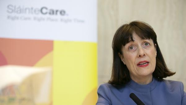 Laura Magahy, a senior Sláintecare leader, resigned last week
