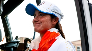 Leona Maguire was the only golfer on either team to play in all five sessions at the Solheim Cup