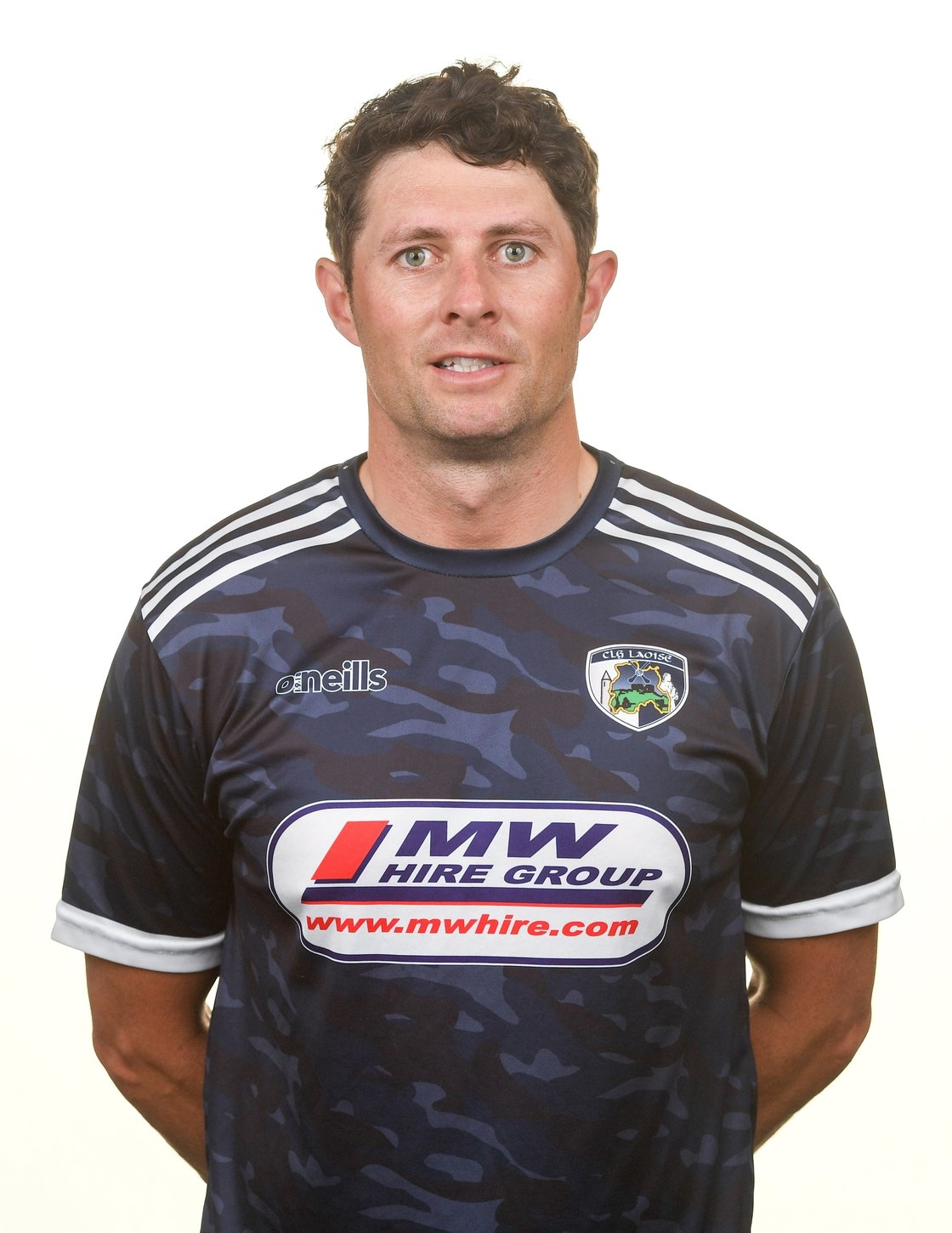 Image - Robbie Cannon in 2019 during his time as Laois S&C coach