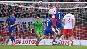 Damian Szymanski's aerial prowess earned his side a draw