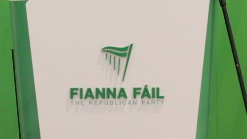 Lack of a distinct identity was mentioned in the Fianna Fáil party review