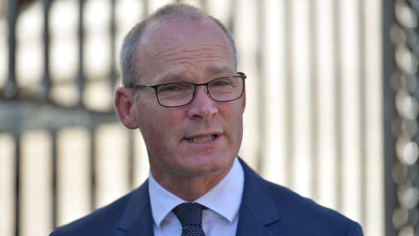 Fine Gael has extolled Simon Coveney's credentials in the Brexit negotiations - asserting he's 'an asset to Ireland'