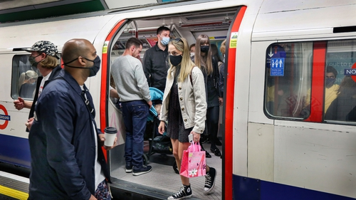 London's transport operator said this week it recorded its busiest day since the pandemic hit in March 2020