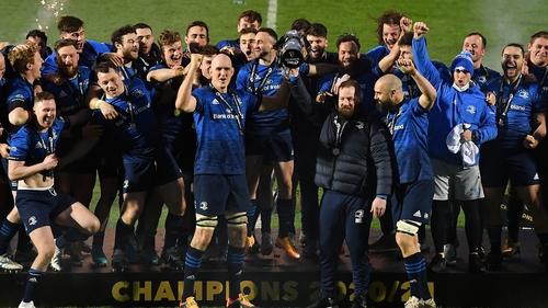Leinster beat Munster in last season's final