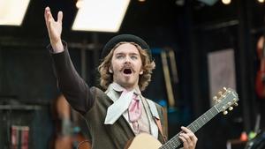 Fionn Foley in Tonic (Pic: Jed Niezgoda)