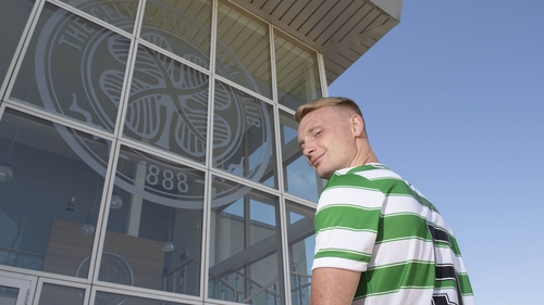 Liam Scales believes he is ready for first team action at Celtic