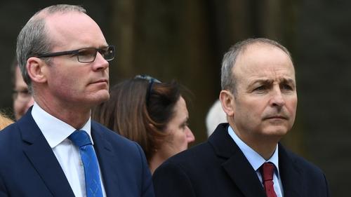 Taoiseach Micheál Martin has said he will not be sacking Simon Coveney over the Zappone row