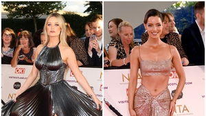 Click through the gallery to see the red carpet looks from the 2021 NTAs.