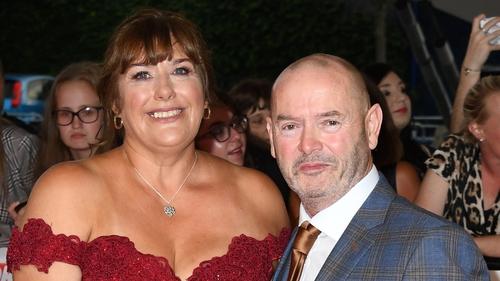 Gogglebox stars Julie and Tom Malone
