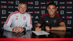 Cristiano Ronaldo's first spell with United saw him help them secure a haul of silverware that included the Champions League and three Premier League titles