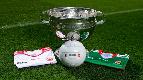 Mayo are looking to bridge a 70-year wait for Sam - while it's 13 years since Tyrone last triumphed