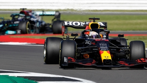 Verstappen won F1's first sprint race at Silverstone