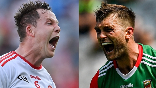 Tyrone and Mayo have reached the final after both beating one of the All-Ireland favourites in the semi-finals