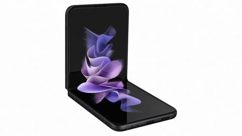 The Samsung Galaxy Z Flip 3 is the company's latest attempt at a smartphone with a folding screen