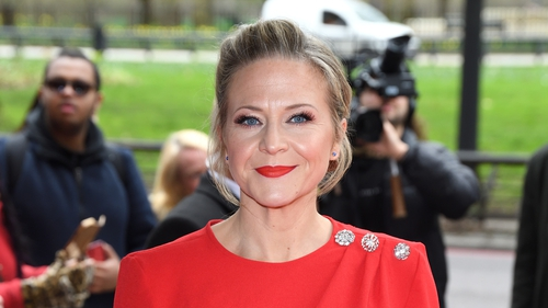 """Kellie Bright - """"We're thrilled to announce the safe arrival of the latest addition to our family"""""""