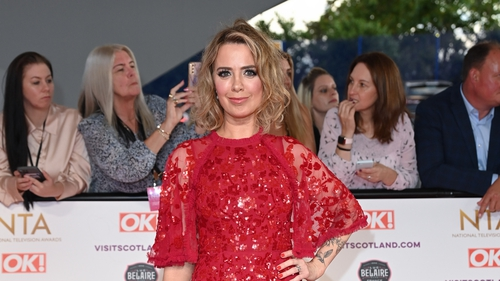 """Sally Carman (pictured at the National Television Awards at London's O2 Arena this week) - """"I am just absolutely blown away by how brilliantly it all fits together now"""""""