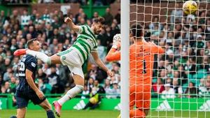 Albian Ajeti scored twice in 15 second-half minutes