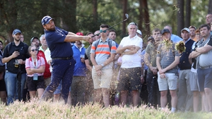 Shane Lowry on the 11th