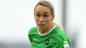 Roche scored the second goal in Peamount's convincing win