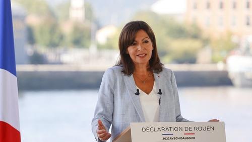 Anne Hidalgo has been mayor of Paris since 2014
