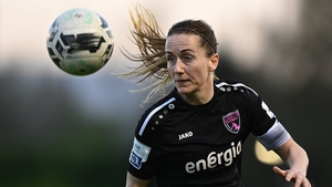Kylie Murphy was on the scoresheet for Wexford