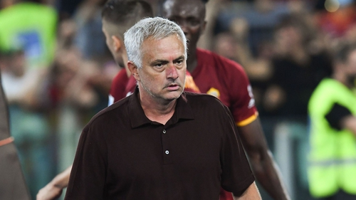 Jose Mourinho's side maintained their 100% start in Serie A