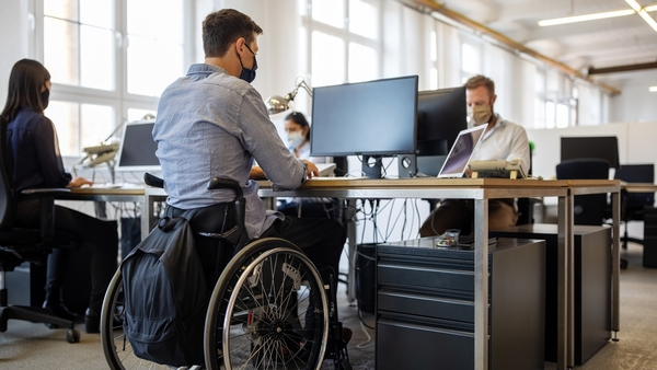 76% of people said stronger safeguarding laws are needed to ensure the rights of people with disabilities (stock image)