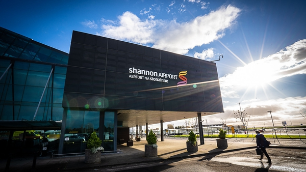 Shannon Airport was devastated by the Covid-19 pandemic, losing almost 80% of its business